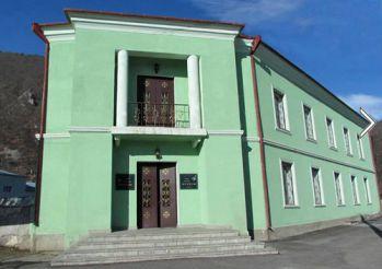 Varlam Makharoblidze History Museum, Tsageri