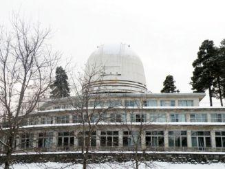 Астрофизическая обсерватория, Абастумани