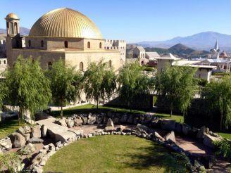 The Blue Mosque, Akhaltsikhe