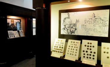 Музей денег, Кварели