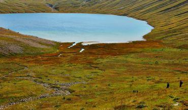 Кельское плато (озеро), Гудаури