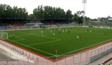 Стадион Гуля Тутберидзе, Зугдиди