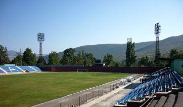 Стадион Тенгиз Бурджанадзе, Гори