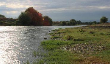 Река Храми, Рустави