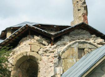 Church of St. George, Bochorma