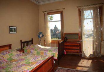 Семейный номер с балконом