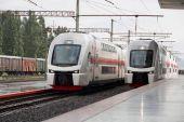 Из Тбилиси в Батуми начал ходить двухэтажный поезд
