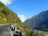 Военно-грузинская дорога — фотоотчет о путешествии