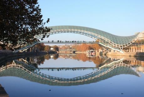 Brücke des Friedens