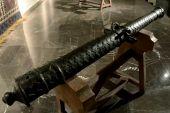 Выставка грузинского вооружения