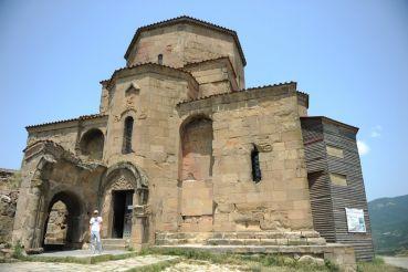 Temple Djvari