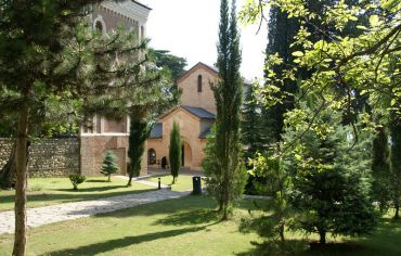 Бодбийский монастырь