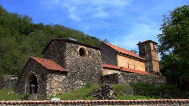 Монастырь Убиси