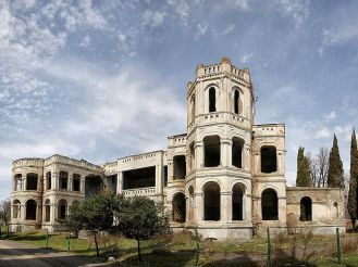 Mukhranbatoni Palace