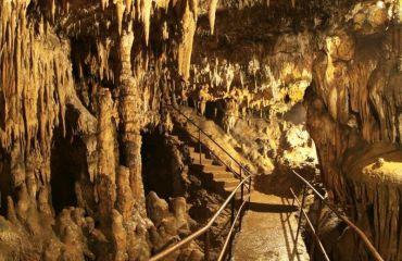 Karst caves Sataplia