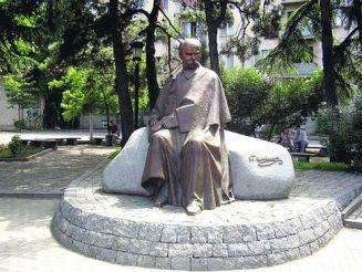 Taras Shevchenko Monument, Tbilisi