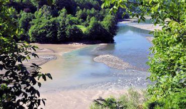 Choloki River, Guria