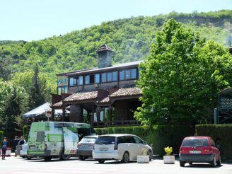 Ресторан Salobie (Салобие), Мцхета